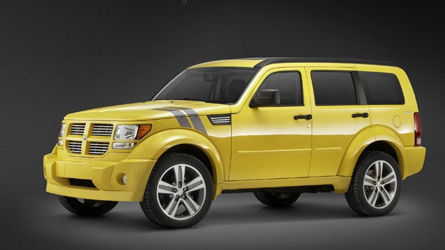 Dodge Nitro
